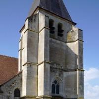 Le clocher vu du nord-est (2019)