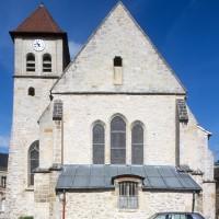 L'église vue de l'est (2000)
