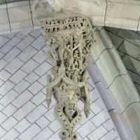 Clef de voûte de la dernière travée de la nef (2008)