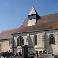 L'église vue du sud-est (2017)