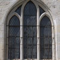 Fenêtre de la chapelle sud (2017)