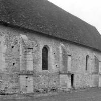 La nef vue du sud-ouest (1996)