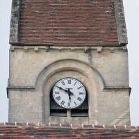 L'étage du beffroi du clocher vu du sud (2016)