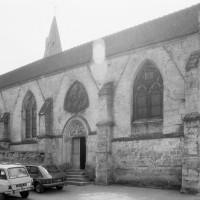 La nef vue du nord-ouest (1979)