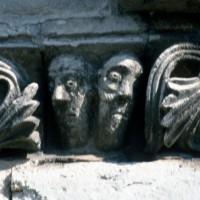 La corniche de l'abside (1995)