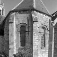 La chapelle sud vue de l'est (1995)