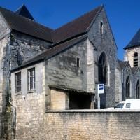 L'église vue du nord-est (1996)