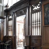 La grille de la chapelle sud (2019)