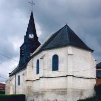 Le choeur vu du sud-est (2003)