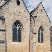 La chapelle sud vue du sud-ouest (2019)