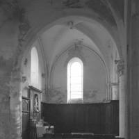 La chapelle sud vue vers le sud (1979)