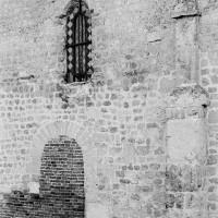 Vue partielle de la nef depuis le nord (1970)