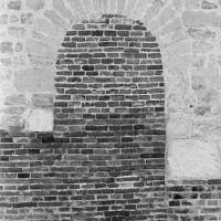 Porte au mur nord de la nef (1970)