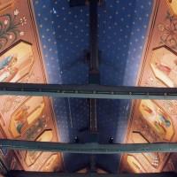 La charpente vue vers l'est (2003)