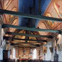 L'intérieur vu vers le sud-est (2003)