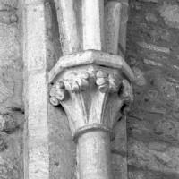 Chapiteau de la chapelle sud  (2000)