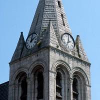 Le clocher vu du sud-ouest (2000)