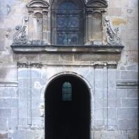 Le portail sud de la nef (2000)