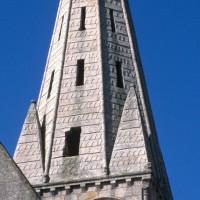 Le clocher vu de l'est (1996)