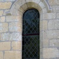 Fenêtre nord de la nef (2017)