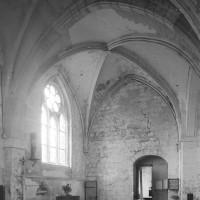 La chapelle sud vue vers le sud-ouest (1996)