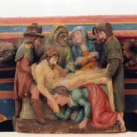 Blochet de la charpente : Déposition de la Croix (2003)