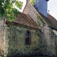 Vue partielle de l'église depuis le nord-est (2005)