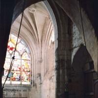La chapelle sud vue vers le sud-ouest (2005)