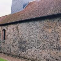 La nef vue du nord-ouest (2005)