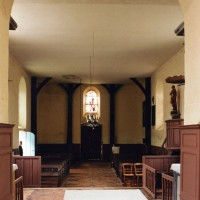 L'intérieur vu vers l'ouest (2006)