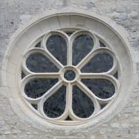 La rose de la façade ouest (2016)