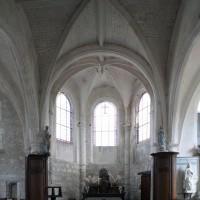 Le transept et le choeur vus vers l'est (2019)