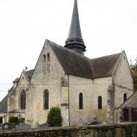 L'église vue du sud-est (2018)