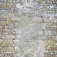 Fenêtre du mur ouest de la nef (1972)