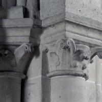 Chapiteau de la chapelle sud (2008)
