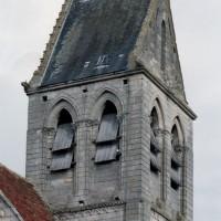 Le clocher vu du sud-ouest (2008)