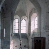 L'abside de la chapelle sud vue vers le sud-est (2008)