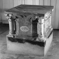 La cuve baptismale (1970)
