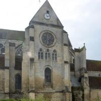 L'église vue du nord (2015)