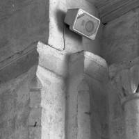 Dispositif de retombée de voûtes au sud du choeur (1997)