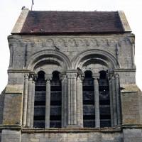 Le clocher vu du sud (2015)