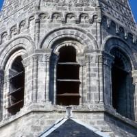 L'étage du beffroi du clocher vu du sud (1997)