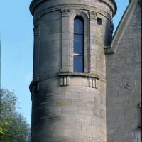 La tourelle de la façade ouest (1996)