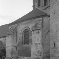 La chapelle sud vue du sud-est (1996)