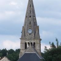 L'église vue de l'est (2001)