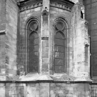 La chapelle sud-est du choeur