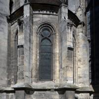La chapelle sud-est du choeur (2017)