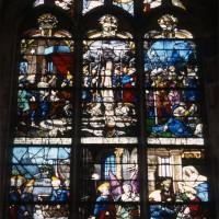 Vitrail de la Vie de saint Pierre et saint Paul (1997)