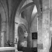 Le bras sud du transept vu vers le sud-est (1997)