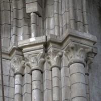 Chapiteaux de la croisée du transept (2017)
